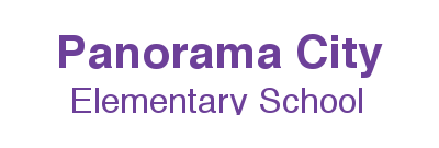 Panorama City Elementary School  Logo